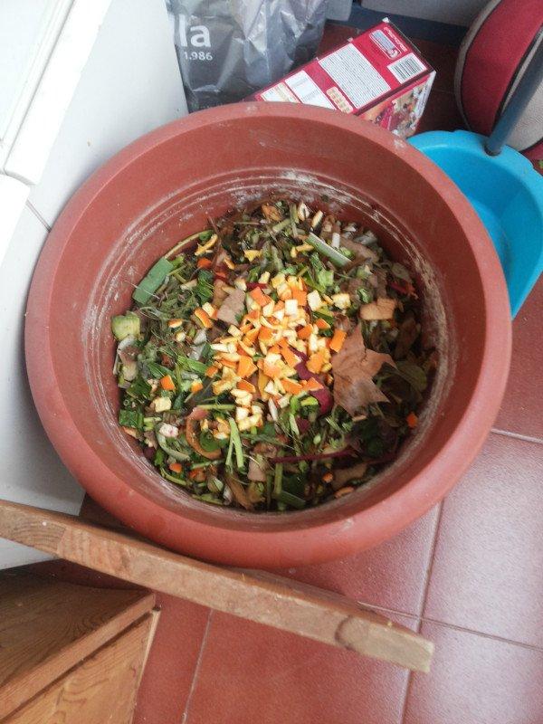 C mo hacer compost casero paso a paso en mont n o en compostera - Como hacer compost en casa ...