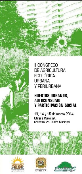 Congreso de Agricultura Ecológica Urbana