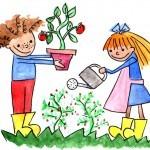 Concurso de huertos en colegios. IV Premio Nacional Huertos Educativos