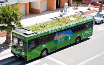Autobús phytokinetic