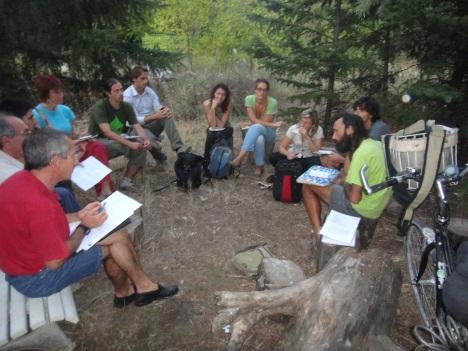 Huertos urbanos comunitarios de la comunidad de madrid