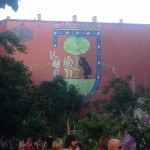 Huerto comunitario en Madrid: ESTAESUNAPLAZA Lavapies