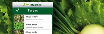 iHuertingApp - http://www.naturarla.es