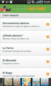 App Tu huerto en casa - play.google.com