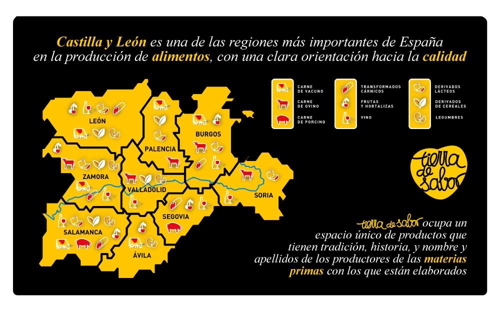 Tierra de sabor, productos de calidad - www.tierradesabor.es