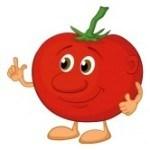 Es saludable comer tomate - es.123rf.com