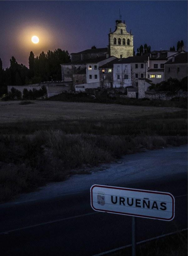 LOS HUERTOS TRADICIONALES DE ANTES: URUE�AS (SEGOVIA)