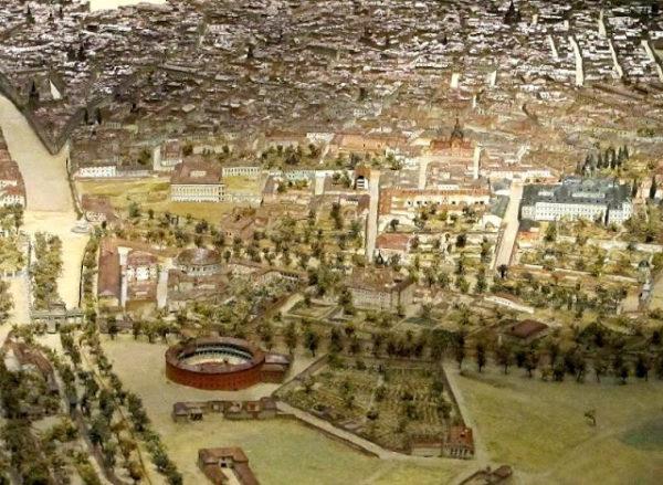 El Palacio del Buen Retiro y las Ventas estuvieron en los alrededores de Madrid - www.viendomadrid.com