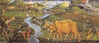 Agricultura en la Edad Media - claudiagarriga.blogspot.com