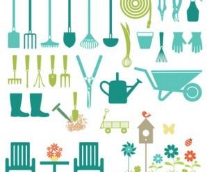kit huerto urbano: herramientas