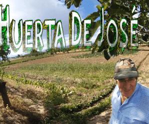 Perspectiva de la huerta de José.