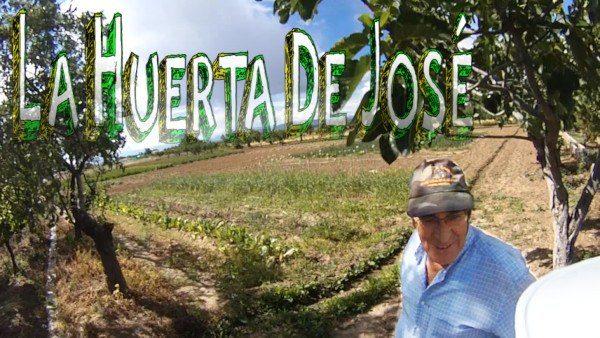 Un Huerta tradicional. La huerta de José en Agrohuerto