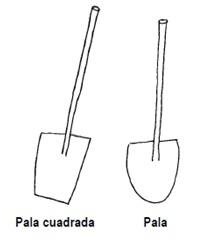 herramientas para el huerto