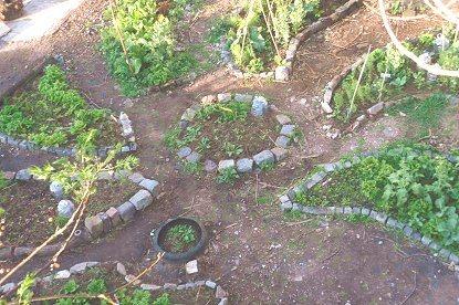 Huerta del Corralón de la Floresta (Fuente: www.la-florsta.com.ar)