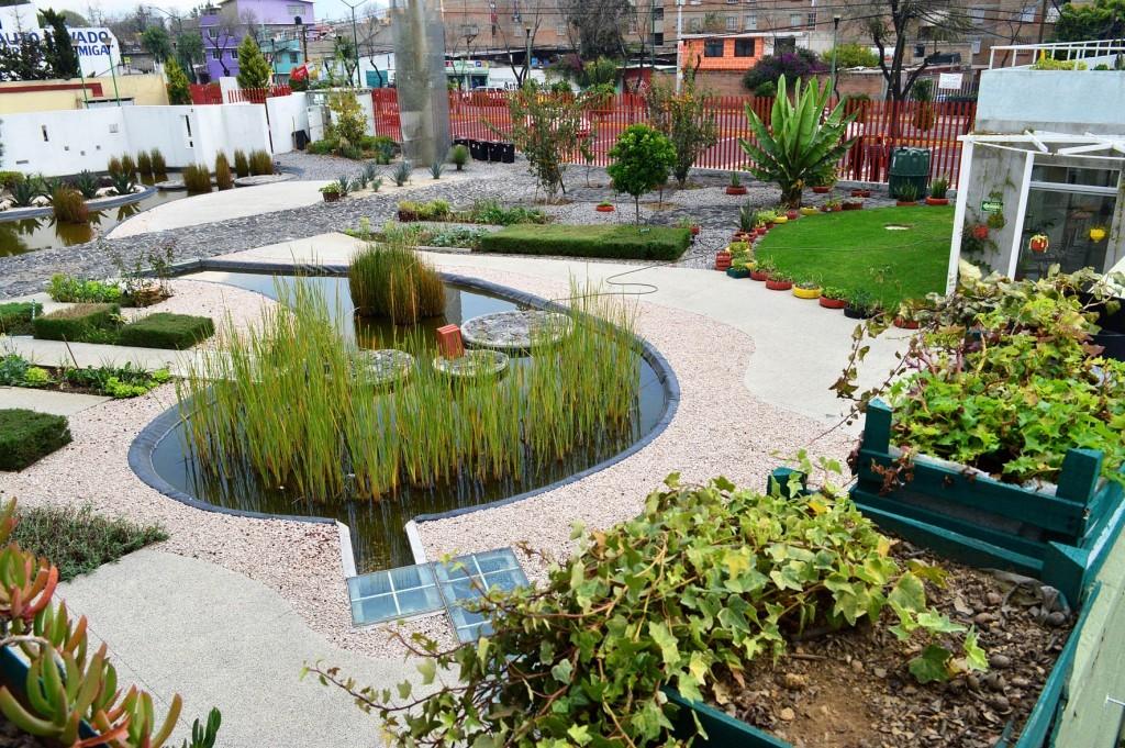 Centro ambiental Azcapotalco en México DF (Fuente: www.almomento.mx)
