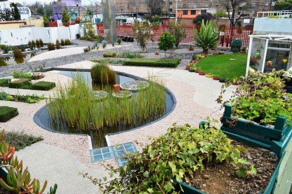 Centro ambiental Azcapotalco en México DF (Fuente: almomento.mx)