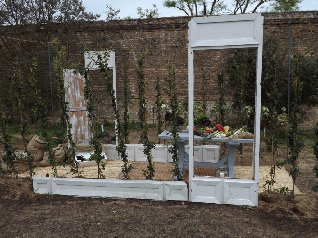 """""""Jardín Hotel Wellington"""" por parte de los paisajistas Zoa Martínez Salamero, Rocío Rengifo Abbad y Teresa Vicente Franqueira"""