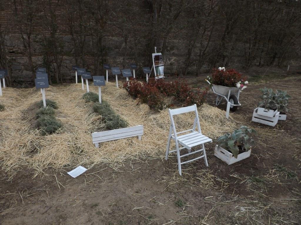 """""""Jardín Barceló"""" creado también por las paisajistas autoras de las obras anteriores"""
