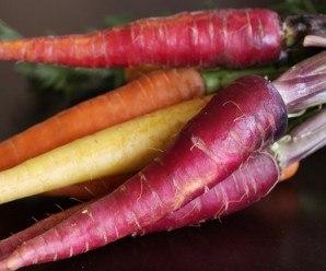 Como cultivar zanahorias. Fuente: www.directoalpaladar.com/
