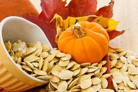 Las pipas de calabaza se utilizan mucho en gastronomía (Fuente: www.cocinillas.es)