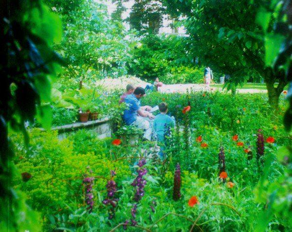 Iniciativas verdes en Londres. GUIA OPEN GARDEN SQUARES WEEKEND
