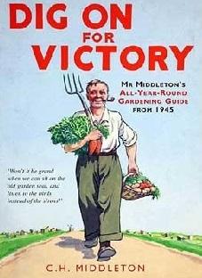 Dig on for Victory - huertos en Londres
