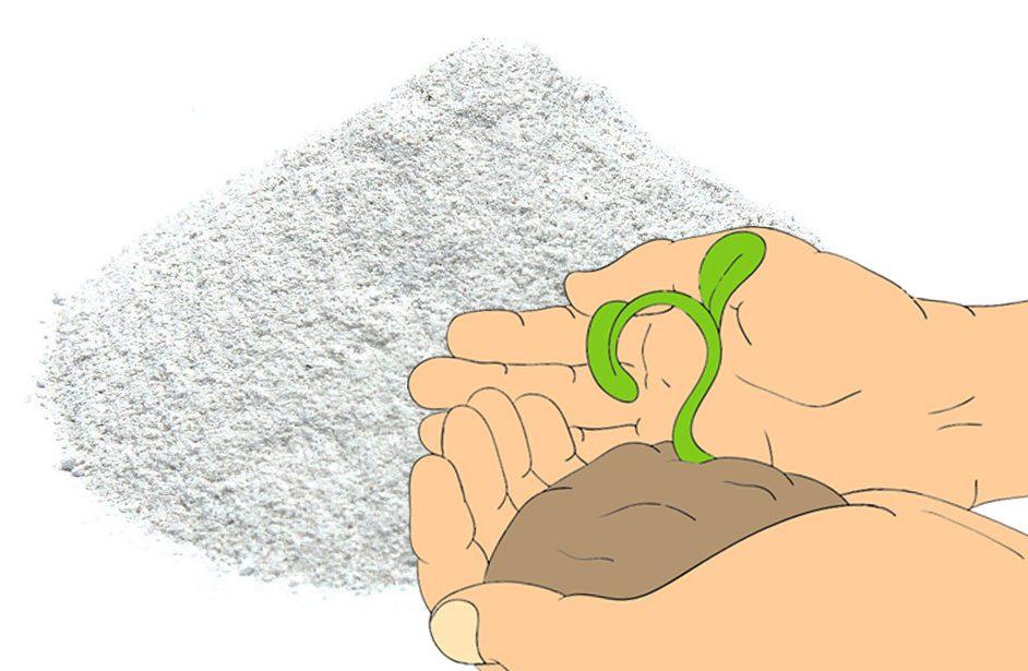 Fungicidas ecológicos para el huerto hechos con sulfato de cobre