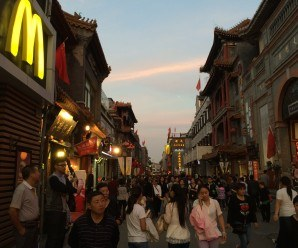 Huertos en los Hutongs. Agricultura urbana en China