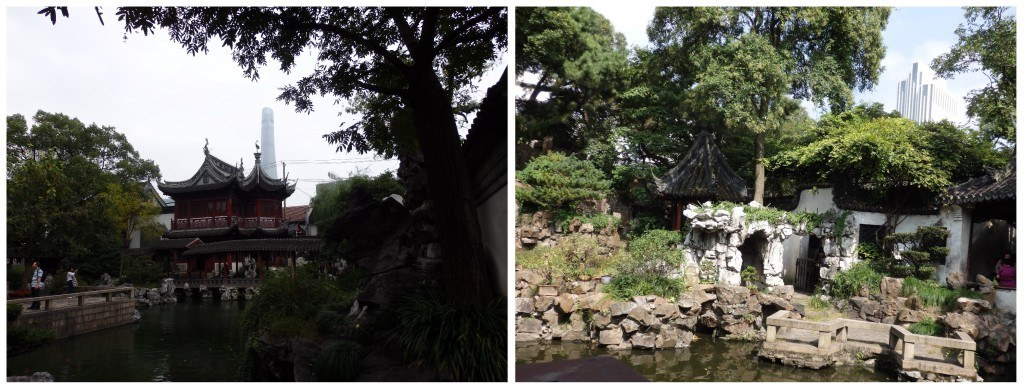 Jardines fundados por la familia Pan en Shanghai