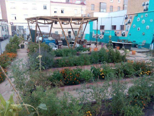 La Huerta de Tetuán (Fuente: www.facebook.com)