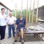 HUERTOS TERAPÉUTICOS: un huerto en un centro de salud