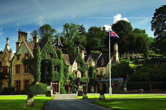 the Manor House Hotel. Hoteles con huerto en el Reino Unido