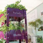 Chelsea Flower Show: nuevas ideas para el huerto urbano