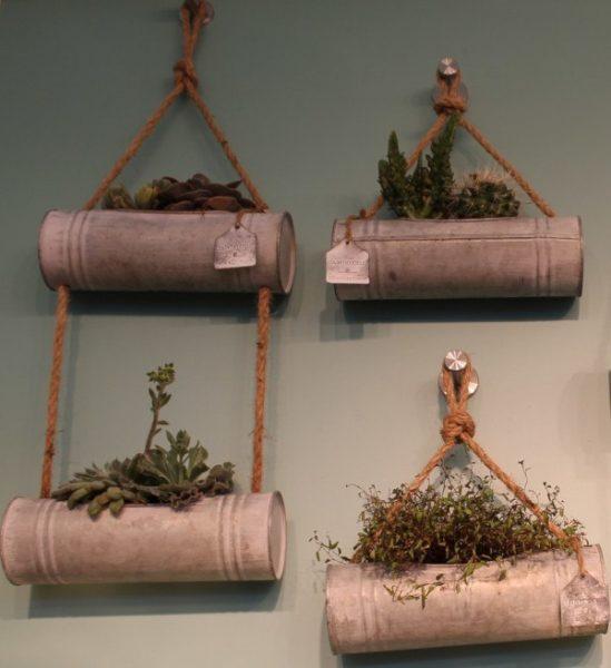 Recipientes de cultivo vertical originales